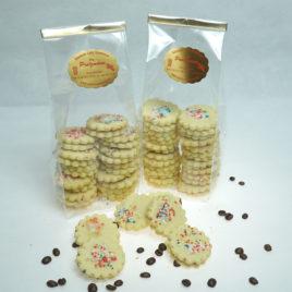 Buttergebäck mit Nougat 1 x 200 g
